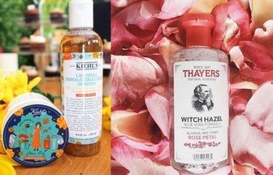 5 loại nước hoa hồng không cồn, lành tính cho mọi làn da