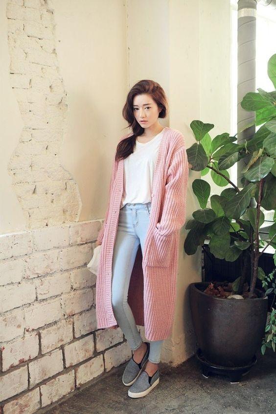 Áo khoác nữ dài